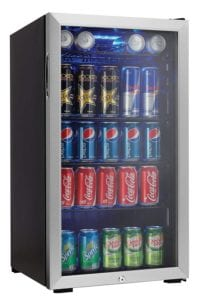 Danby 120 Can Beverage Center Stainless Steel Review