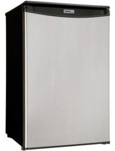 Danby Compact Refrigerator Spotless Steel Door Review