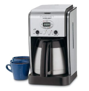 Extreme Brew 10 Cup Thermal Programmable Coffeemaker by Cuisinart Review