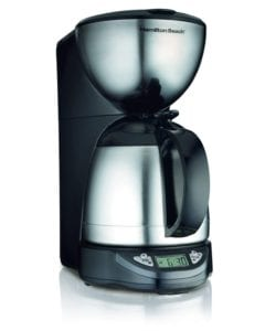 Hamilton Beach Programmable 10 Cup Coffee Maker with Thermal Insulated Carafe Review