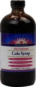 Heritage Products Cola Syrup Review