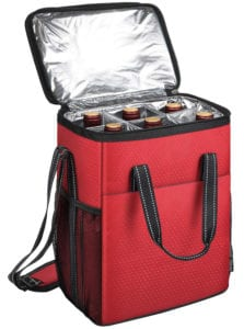 Kato 6 Bottle Wine Carrier Review