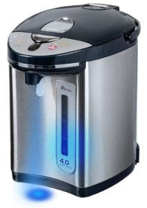 Secura Electric Water Boiler and Warmer 4-Quart Electric Hot Pot Review