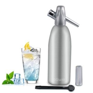 Soda Siphon Maker 1 Liter by Baskiss Review