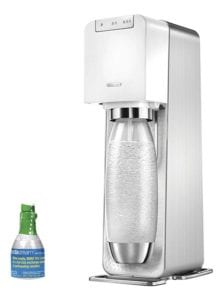 SodaStream Power Metal Sparkling Water Maker Starter Kit Review