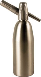 Sparkle Soda Siphon Silver by Creamright Review