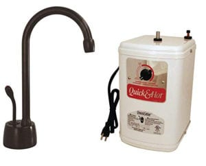 Velosah Instant Hot Water Dispenser by Westbrass Review