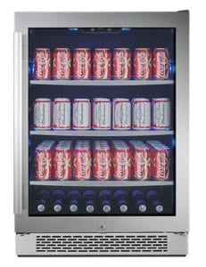 Avallon 152 Can 24-Inch Built-In Beverage Cooler Review