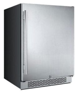 Avallon 5.5 Cu Ft Built-In 24-Inch Refrigerator Review