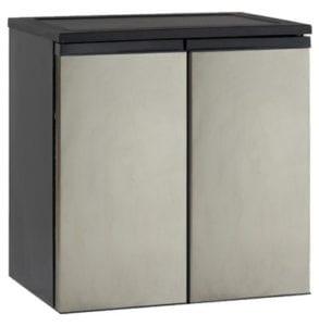 Avanti Side by Side Refrigerator Freezer Review