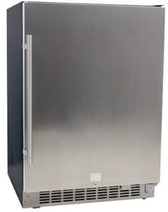 EdgeStar 5.49 Cu Ft 142 Can Built-In Beverage Cooler Review