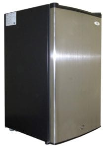 Energy Star Upright Freezer Stainless Steel by SPT Review