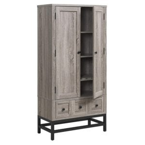 Ameriwood Home Barrett Beverage Cabinet Review