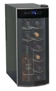 Avanti 12 Bottle Thermoelectric Counter Top Wine Cooler Review