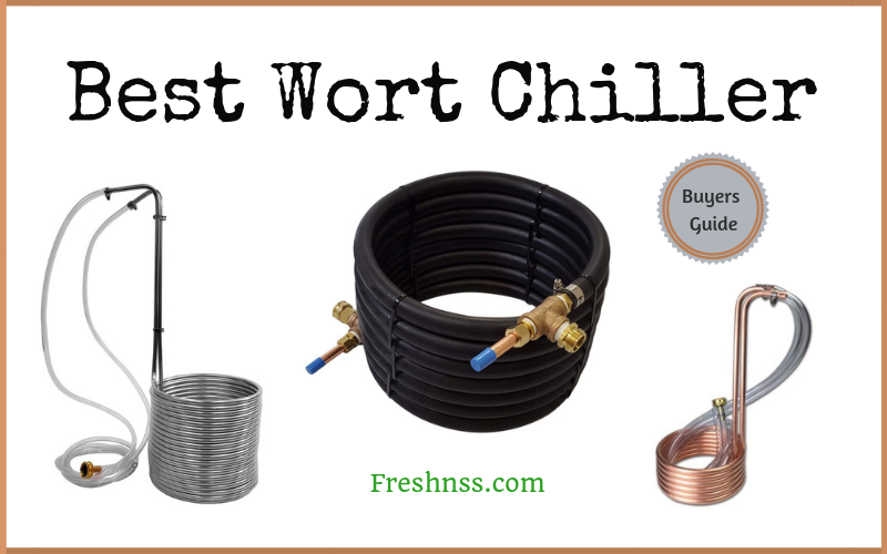 Best Wort Chiller Reviews (2020 Buyers Guide)