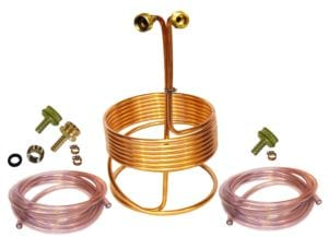 HomeBrewStuff Copper Immersion Wort Chiller Review