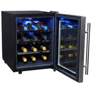 NewAir 12 Bottle Thermoelectric Wine Cooler Review