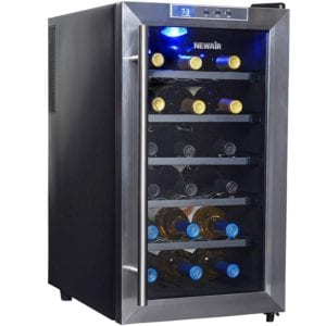 NewAir 18 Bottle Thermoelectric Wine Cooler Review