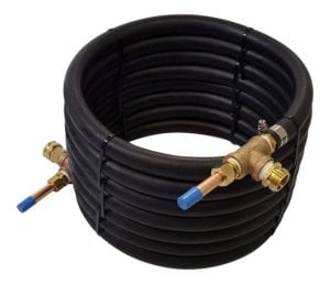 NY Brew Supply Deluxe Counterflow Wort Chiller with Copper Tubing Review