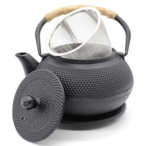 OMyTea Handmade Japanese Vintage Teapot Review