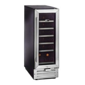 Whynster 18 Bottle Built-In Wine Refrigerator Review