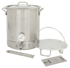 Bayou Classic 800-416 16 Gallon Stainless Steel 6 Piece Brew Kettle Review