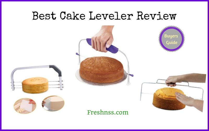 Best Cake Leveler Review of 2019