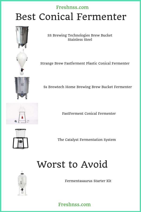 best-conical-fermenter
