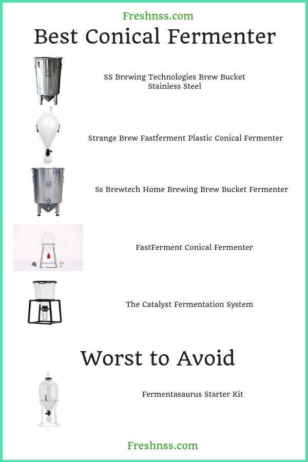 best-conical-fermenter