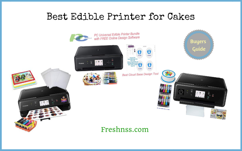 Best Edible Printer for Cakes of 2019