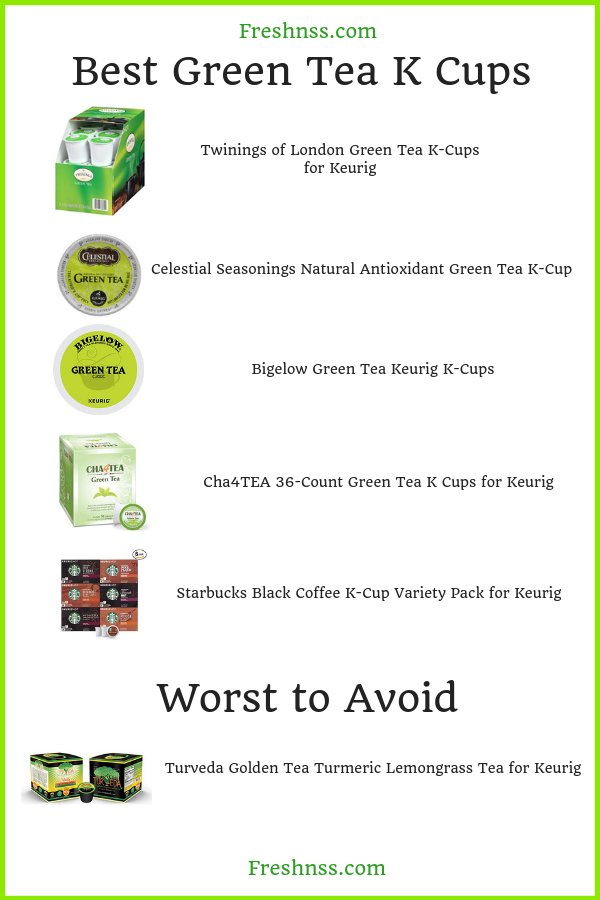 best-green-tea-k-cups