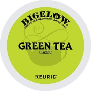 Bigelow Green Tea Keurig K-Cups Review
