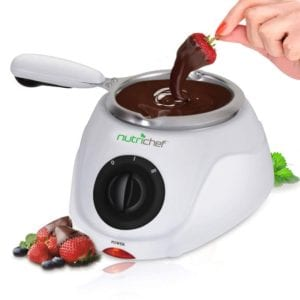 Chocolate Melting Warming Fondue Set Review