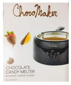 ChocoMaker Inc. Dress My Cupcake Chocomaker Candy Melter Review