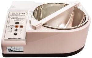 ChocoVision Mini Rev Chocolate Tempering Machine, 1.5 lbs. Capacity Review
