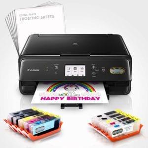 Edible Printer Bundle – Includes XL Edible Ink Cartridges Review