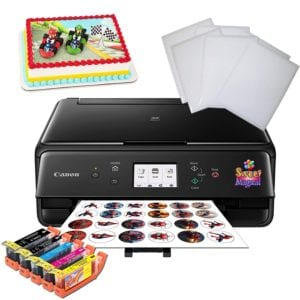 Edible Printer Bundle-Canon Wireless Review