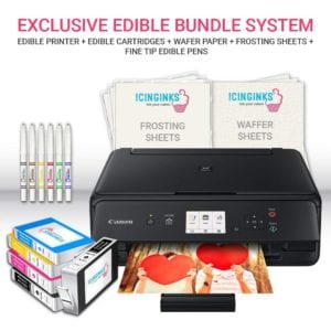 Icinginks Edible Printer Art Package Review