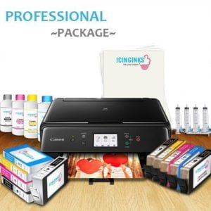 Icinginks Professional Edible Printer Bundle System Review