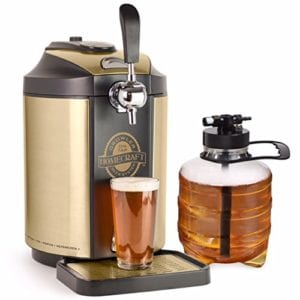 Nostalgia CBD5 Homecraft Kegerator Review