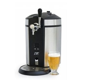 SPT BD-0538 Mini Kegerator & Dispenser Review