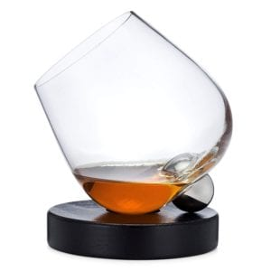 Aura Glass Stemless Cognac Snifter Glasses Review