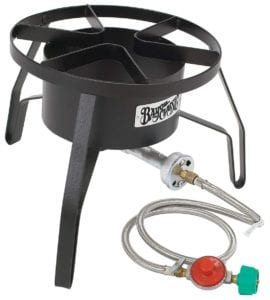 Bayou Classic SP10 High-Pressure Outdoor Gas Cooker Review