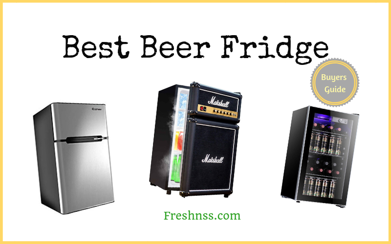 Best Beer Fridge Reviews (2020 Buyers Guide)