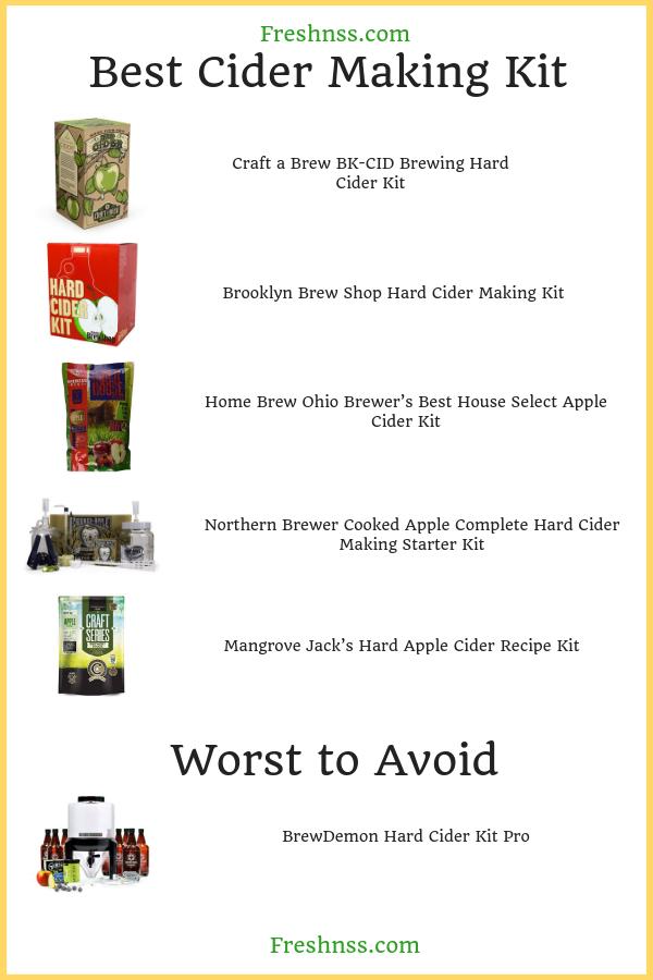best-cider-making-kit