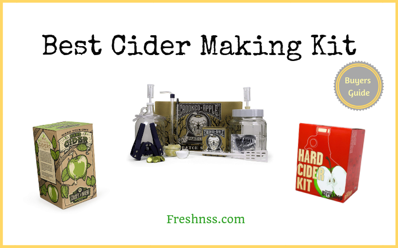 Best Cider Making Kit Review of 2019