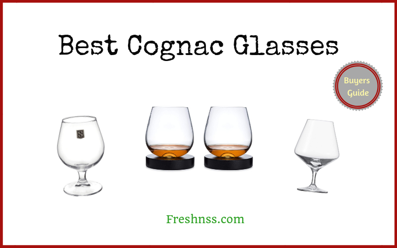 Best Cognac Glasses Reviews of 2019