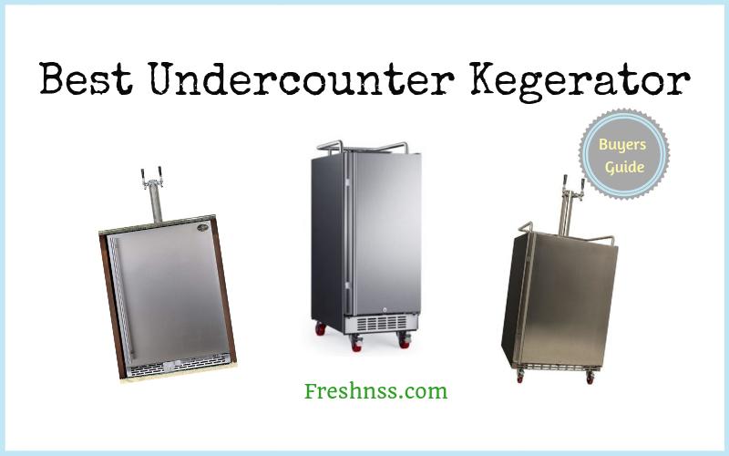Best Undercounter Kegerator Reviews (2020 Buyers Guide)