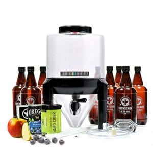 BrewDemon Hard Cider Kit Pro Review