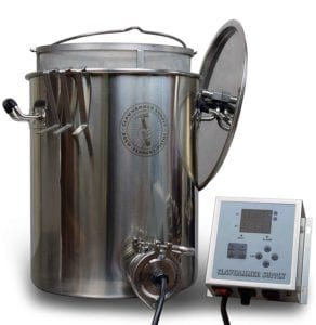 Complete Homebrew Beer Brewing System Review